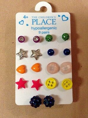 NWT The Childrens Place Earrings