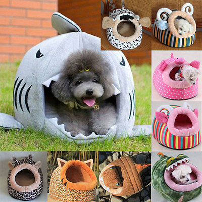 2016 NEW Cute Soft Fleece Warm Washable Cushion Mat Dog Puppy Cat Pet Basket Bed
