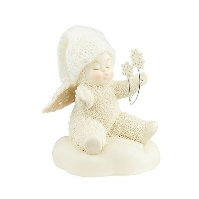 SNOWBABIES Angel Kisses Ornament Figurine Gift Boxed #4045629