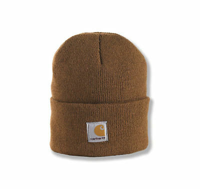 Carhartt Kids CB8905 Acrylic Watch Hat Knit Toddler & Youth Sizes Several Color