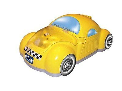 Drive Medical Checker Car Nebulizer Yellow Part No.18040-Y1111