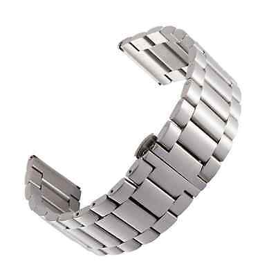 Motorola Moto 360 Silver Stainless Steel Watch Band Replacement Genuine New