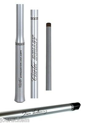 Cuetec 13-684 - Bullet Carbon Fiber Jump Cue - with Built-in Extension - 3 Piece