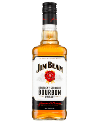 Jim Beam White 700Ml Bourbon Whisky Bottle