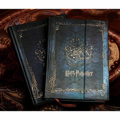 Harry Potter Vintage Diary Planner Journal Book Agenda Notebook Notepad Gift AUS
