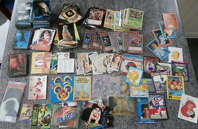 Bulk Lot Of Over 570 Assorted Collector Cards.  Avp-Disney-Players-Pokemon-Wow