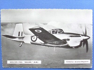 aviation  le boulton paul....balliol..(gb)