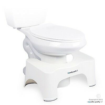 "Squatty Potty Toilet Stool (7"" & 9"" Available)"