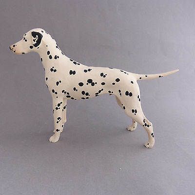 Dalmatian Vintage North Light Dog Figurine Ornament Made in England