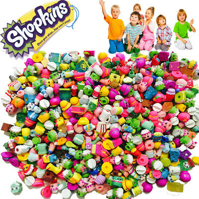 Lot of 10/30/50Pcs Random Shopkins of Season 1 2 3 4 5 All different Loose Toy