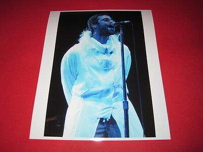 OASIS LIAM GALLAGHER  10x8 inch lab-printed photo P/8028