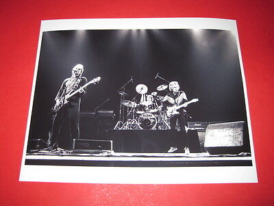 THE POLICE / STING  10x8 inch lab-printed photo P/8038