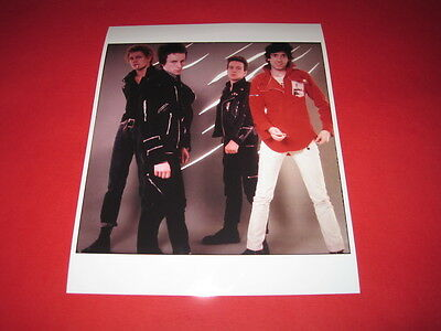 THE CLASH  10x8 inch lab-printed photo P/8062