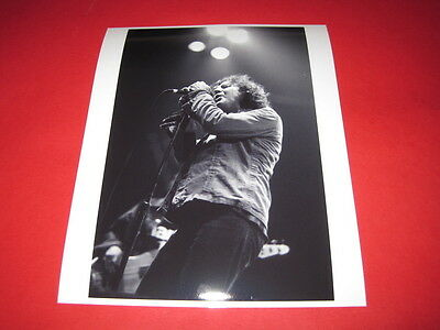 PEARL JAM EDDIE VEDDER  10x8 inch lab-printed photo P/8085