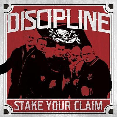 Discipline - Stake Your Claim  LP #104341