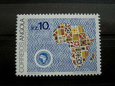 Angola Stamp, 1983 25th Anniversary of the Economic Commission for Africa MNH