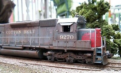 Custom Freight Car Weathering Services For Your Fleet!