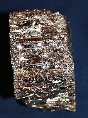 Bismuth Metal 5 lbs. 5 Pounds Ingot Chunk 99.99% Pure Crystals Geodes