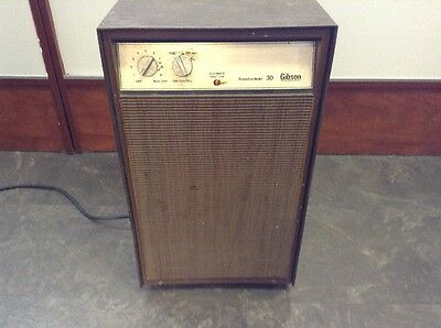VINTAGE BROWN GIBSON Frost Clear 30 Dehumidifier