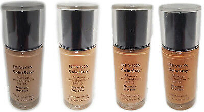 Revlon Colorstay Makeup with Softflex Normal/Dry Skin Choose Your Shade NEW