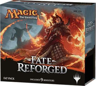 Magic the Gathering (MTG) FATE REFORGED Factory Sealed Fat Pack - Brand New