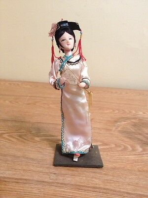 """Little China Doll 10"""" Made In China"""