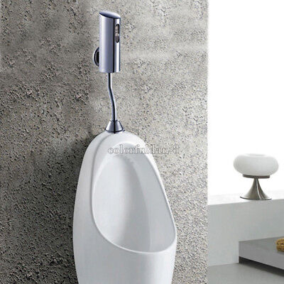 Fully-Automatic Ming Mounted Toilet Auto Urinal Flush Valve Infrared Touchless