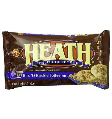 Heath bits o brickle toffee bits 8 oz