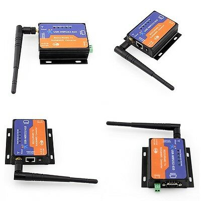 USR-WIFI232-610 RS232 RS485 Serial to WIFI and Ethernet Module Converter