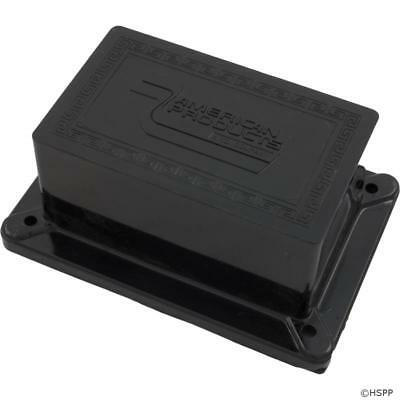 Junction Box Cover, Pentair, American Products, Black