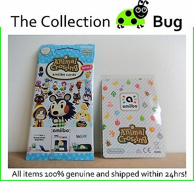 Animal Crossing amiibo PICK FROM LIST - Cards 251 to 300 Series 3 - FREE Post!