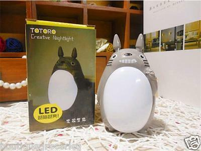 New Miyazaki Hayao Cartoon My neighbor totoro MINI Night Light Lovely Lamp Gift