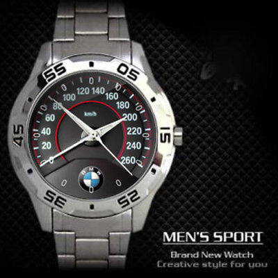 SPECIAL FORD FOCUS ST RACING ACCESORIES CAR LOGO FORD Sport Metal Watch