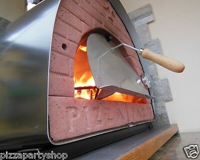 Wood fired oven Pizza Party52x50, houtoven,horno de leña,holzbackofen,four pizza