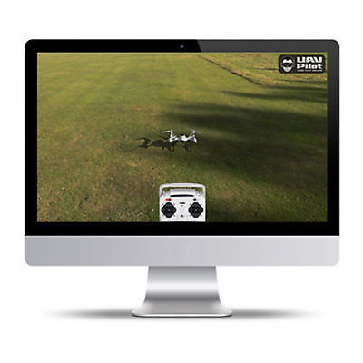 UAV Training Simulator Wi-Fi USB Stick For PC Yuneec Typhoon Q500 + RC Drone