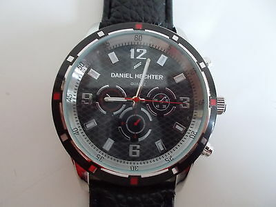 outlet store e8c3e 1274e DANIEL HECHTER - HERREN ARMBANDUHR - UHR- QUARZ - Atlas for Men Watch