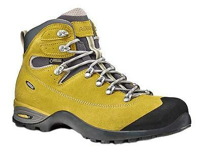 Asolo Tacoma Hiking Boots BRAND NEW Women's Size 6.5 Yellow