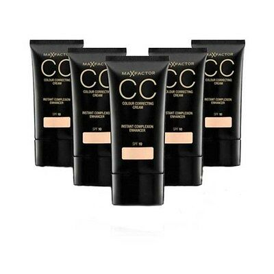 Max Factor CC Colour Correcting Cream Instant Complexion Enhancer SPF 10 - 30ml