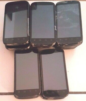 19 Lot ZTE Grand V970M GSM Locked Claro For Parts Repair Used Wholesale As Is