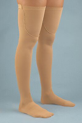 Jobst Anti-Embolism Thigh Closed Toe Retail Xl Reg