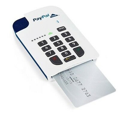 Paypal Here Card Reader Chip n Pin Payment Bluetooth Mobile Terminal Credit