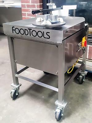 Food Tools Cs-7B Round Product Crumb Forming/spinning Machine