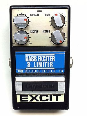 Guyatone PS-020, Bass Exciter & Limiter, Made In Japan, 80's