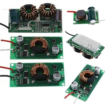10W 20W 30W 50W Constant Current LED Driver DC12V to DC30-38V OR LED Chips Light