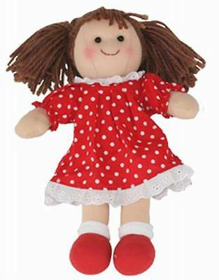 Hopscotch Collectibles - 25Cm Rag Doll Maya - Brand New With Tags