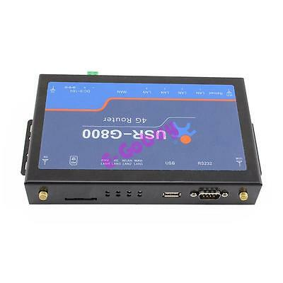 USR-G800-42 Industrial 4G Router with RS232 Interface