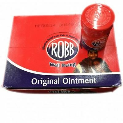Robb Well Being Original Balm 25ml (Pack of 12)