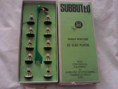 SUBBUTEO ENGLAND 1970 World Cup in Mexico HW 154 Boxed FREE POST UK