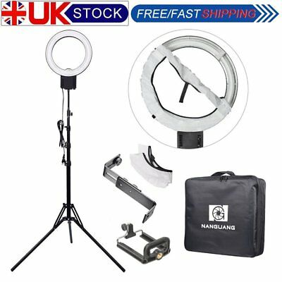 Fotoconic 40W Ring Light with 185cm Stand + Camera Phone Holder + Bag + Diffuser
