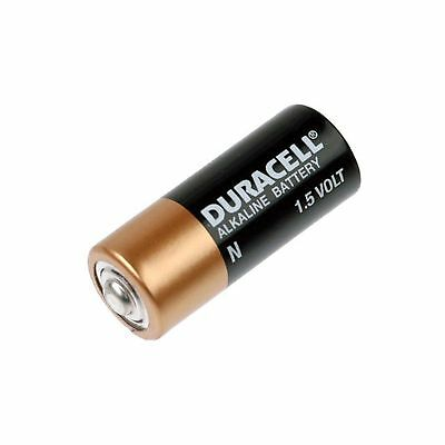 7 Duracell LR1 N MN9100 1.5V Alkaline Battery E90 Security